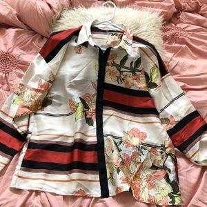 Zara Tops - ZARA button up blouse